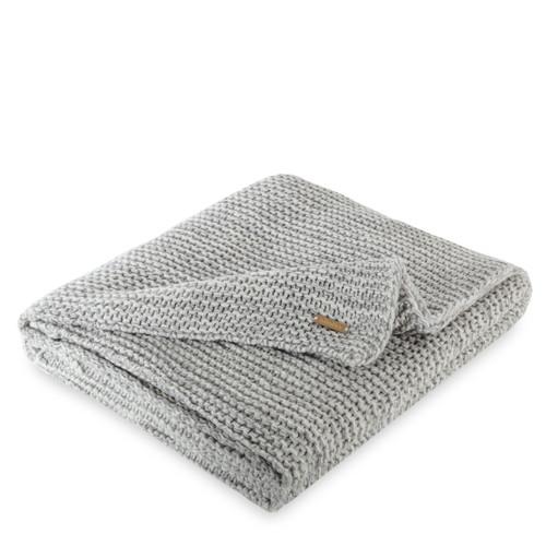 Merino wool blaid