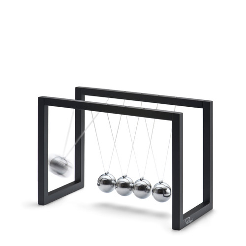 Balance ball game, Newton's cradle