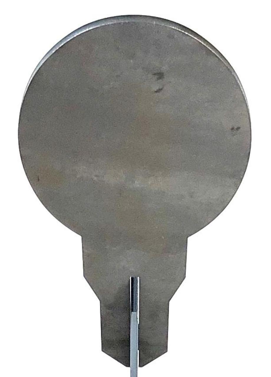 """Evil Roy® Target System - 3/8"""" AR550 10"""" Elipse Target Only"""