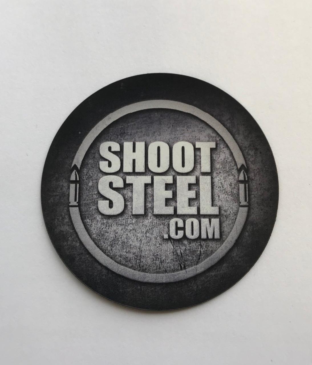 Shootsteel.com magnet