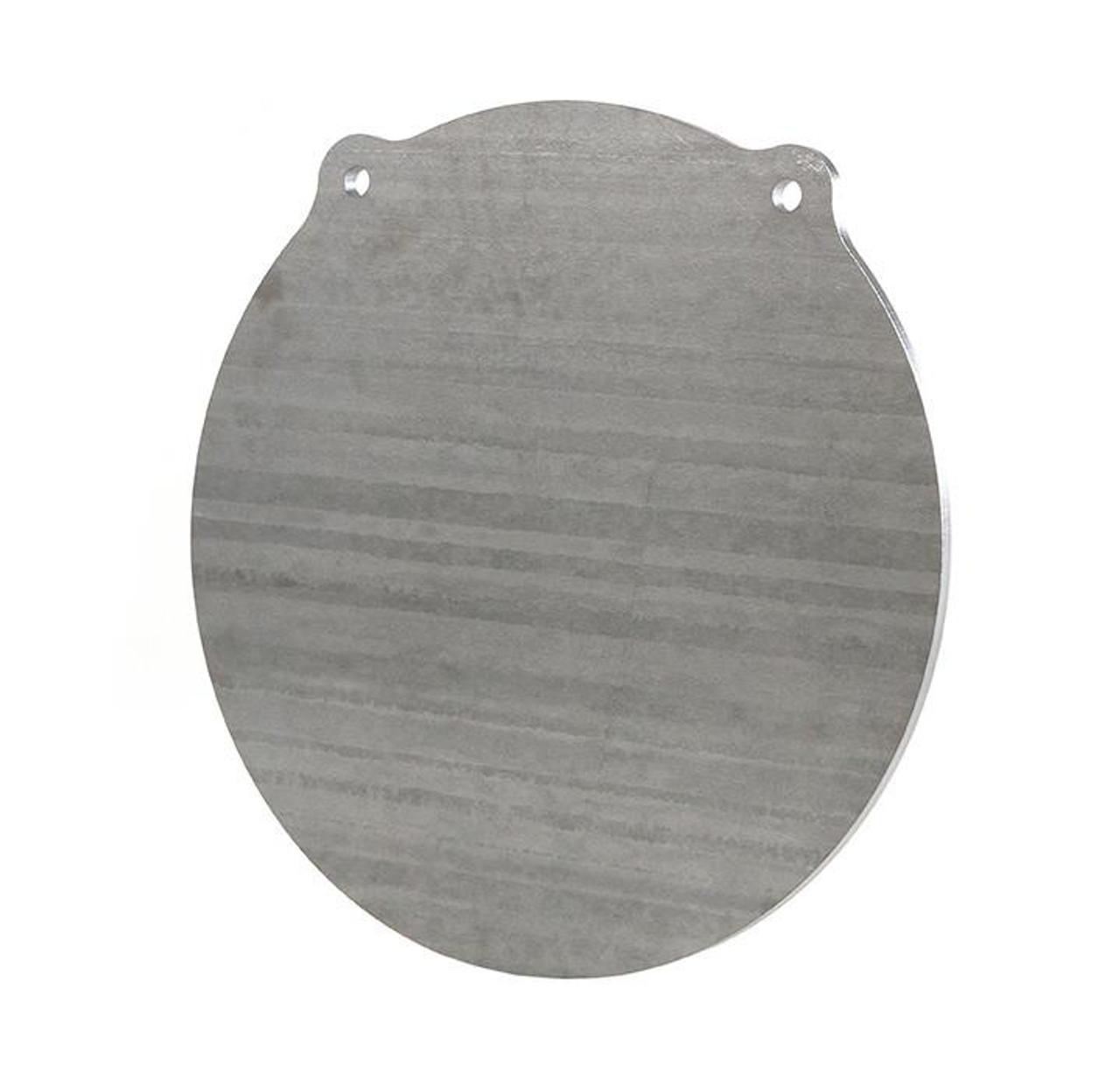 """3/8"""" AR550 Steel Target 16"""" Gong"""