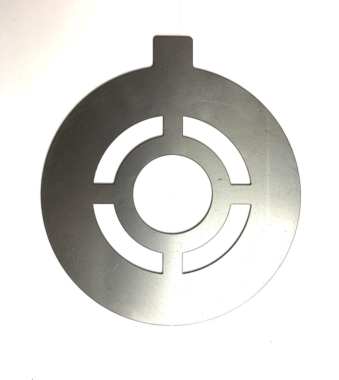 Universal Bullseye Stencil