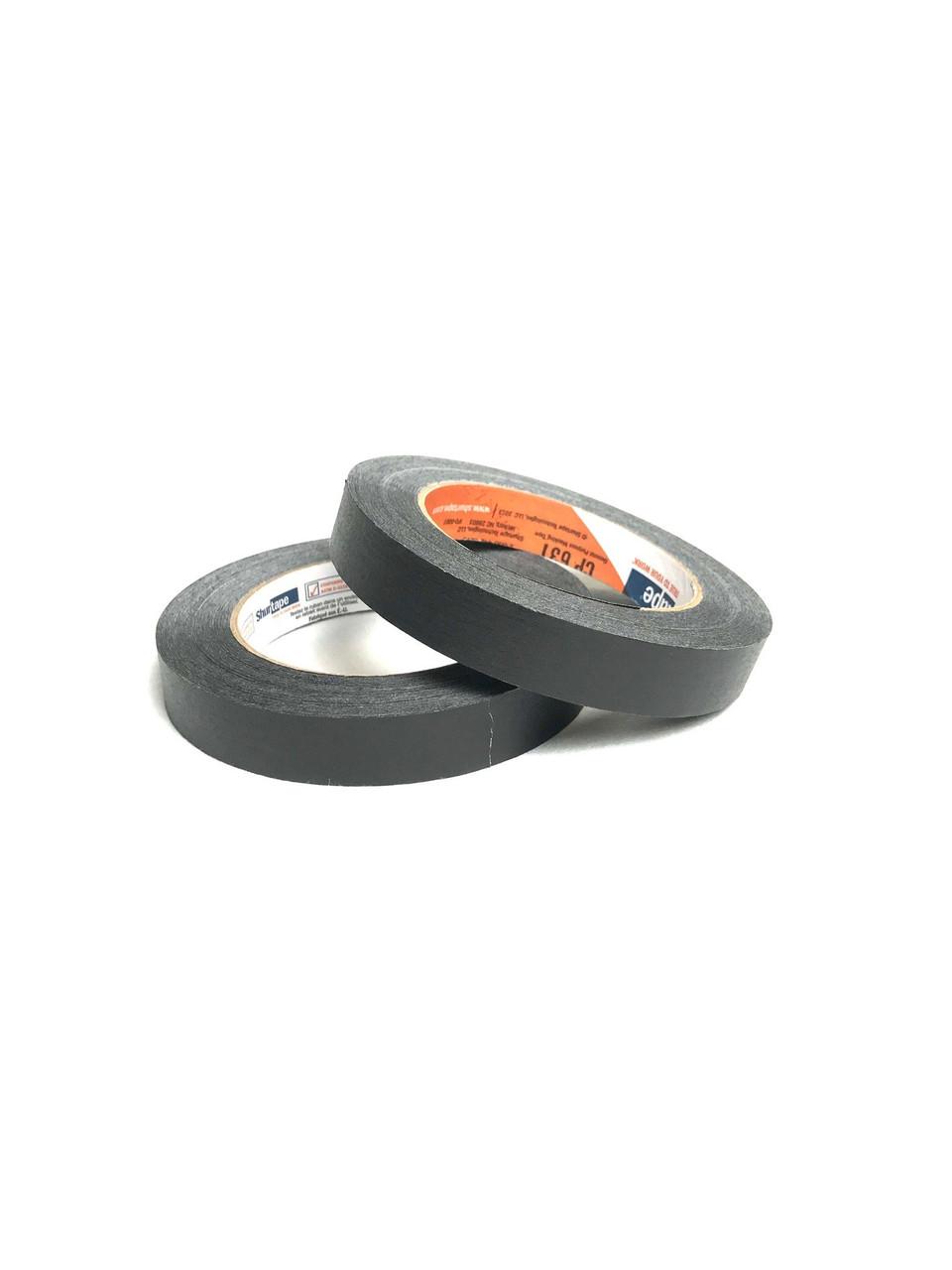 Cardboard Target Tape - Black