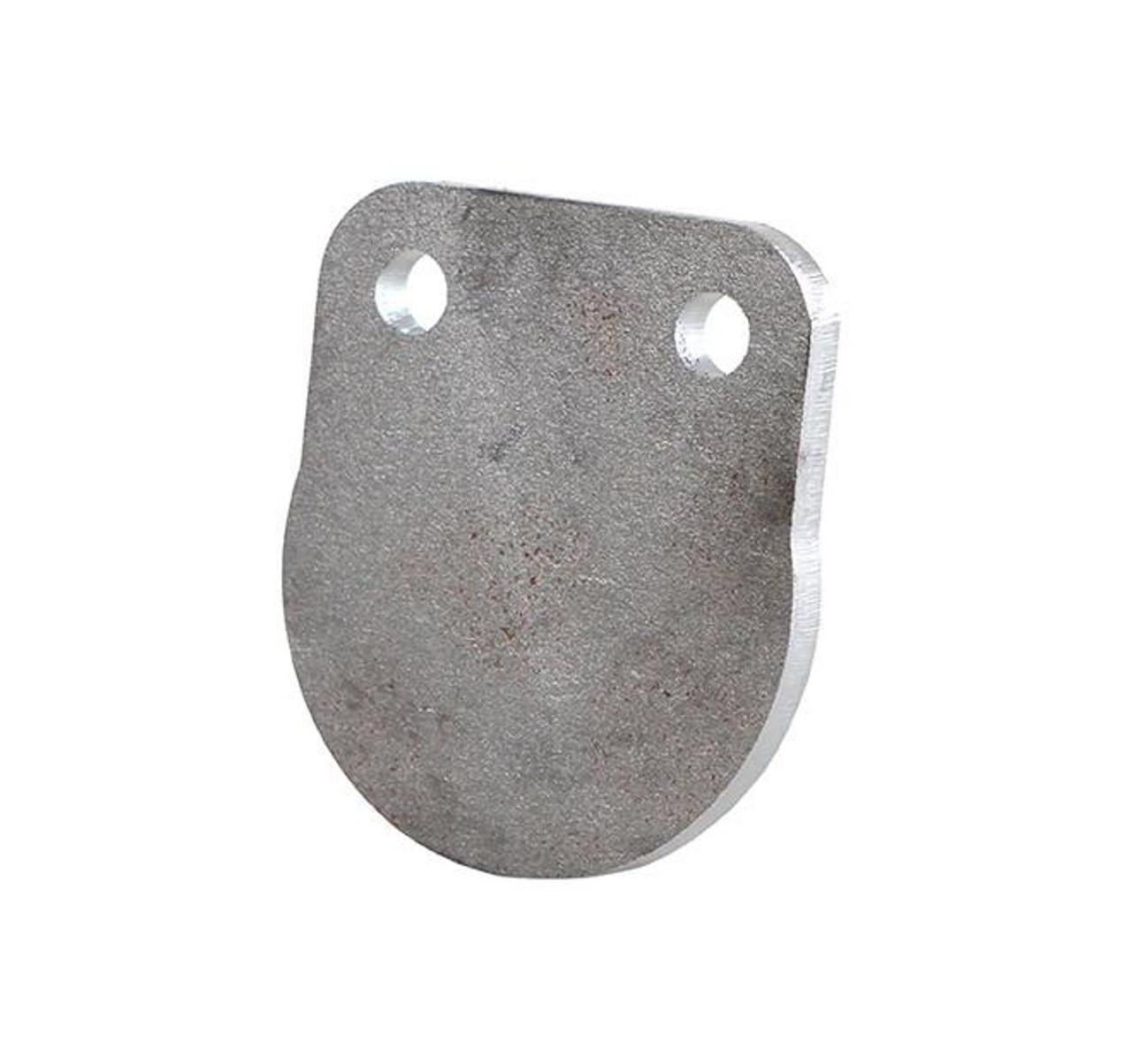 """1/2"""" AR550 Steel Target 4"""" Gong"""