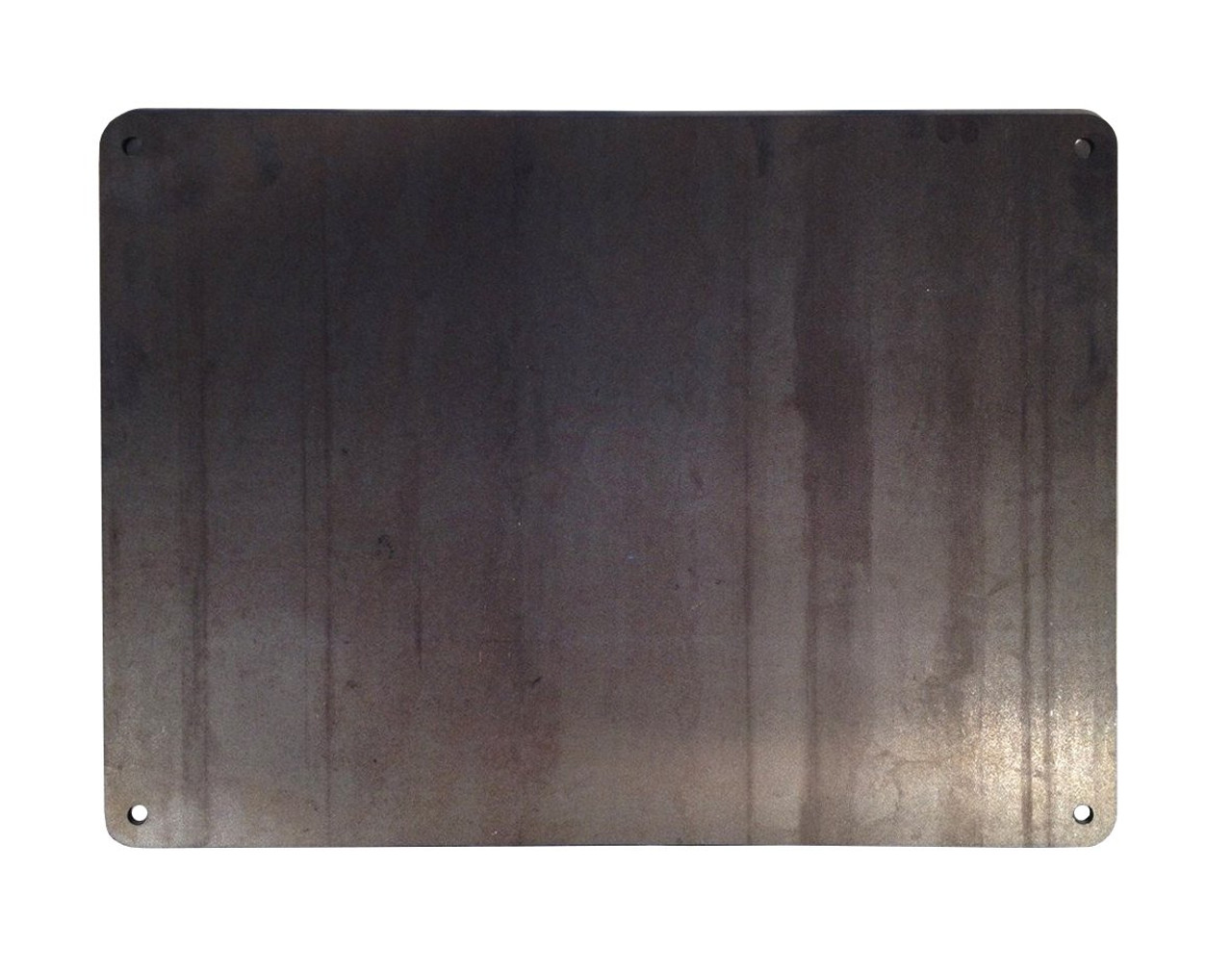 """3/8"""" AR550 Steel Target 30x40 Large Gong"""