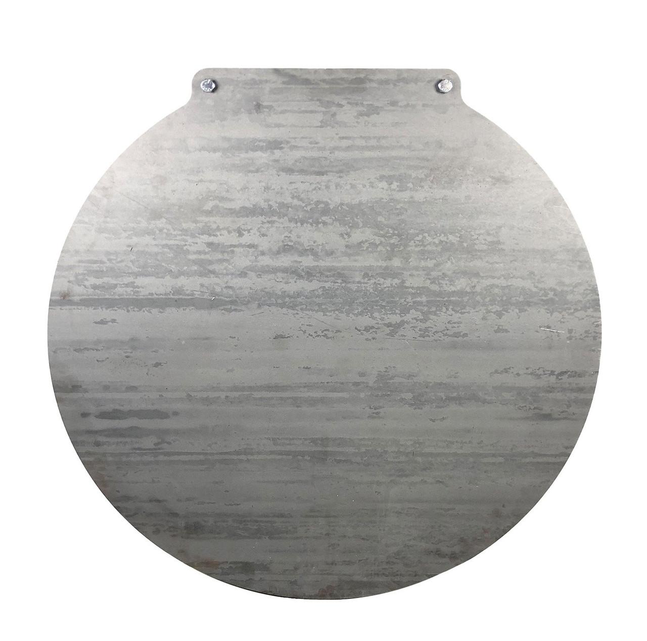"""3/8"""" AR550 Steel Target 36"""" Gong"""