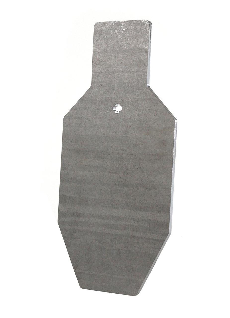 "3/8"" AR550 Steel Target 9.6""x20"" Static"