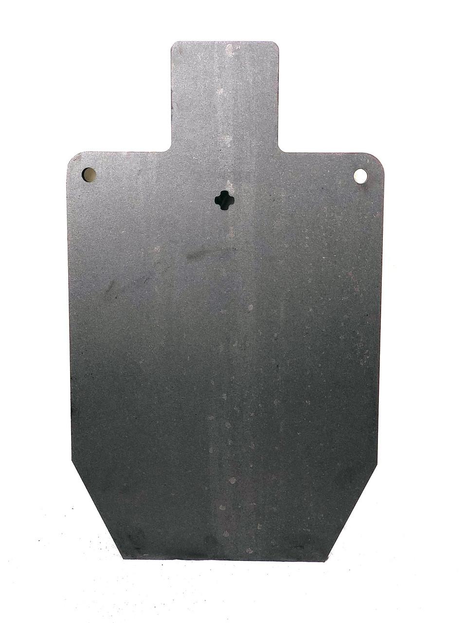 """1/2"""" AR550 Steel Target 12""""x20"""" Dual Purpose"""
