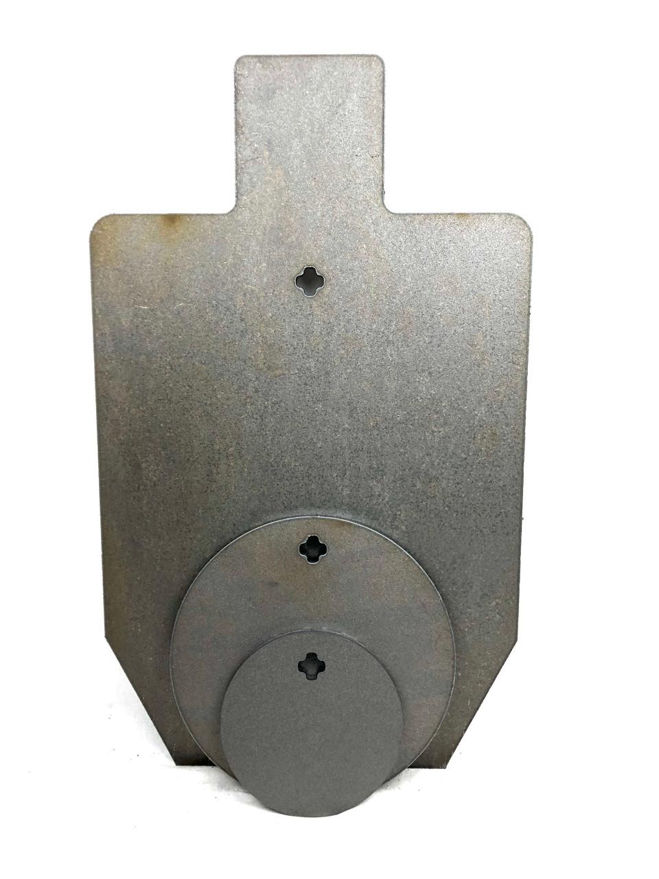 "PPT Surplus 3/8"" AR500 Steel Target Starter Bundle"