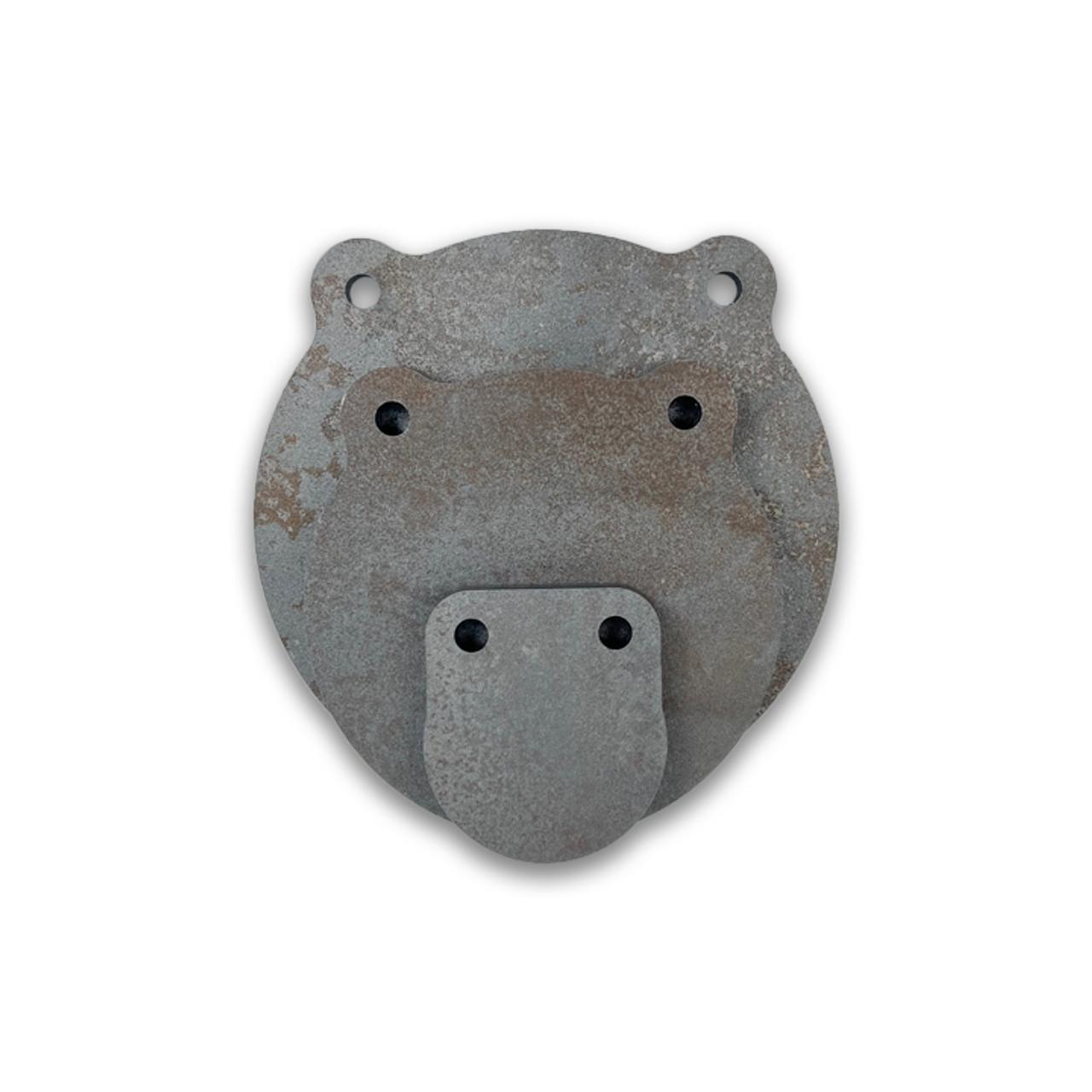 """Surplus 1/2"""" AR500 Steel Target - Round Gong Bundle"""