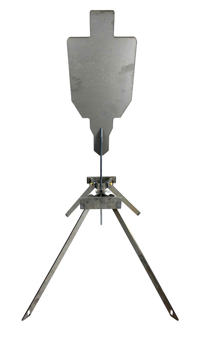 "Evil Roy® Target System - 3/8"" AR550 12""x20"" Silhouette Target"