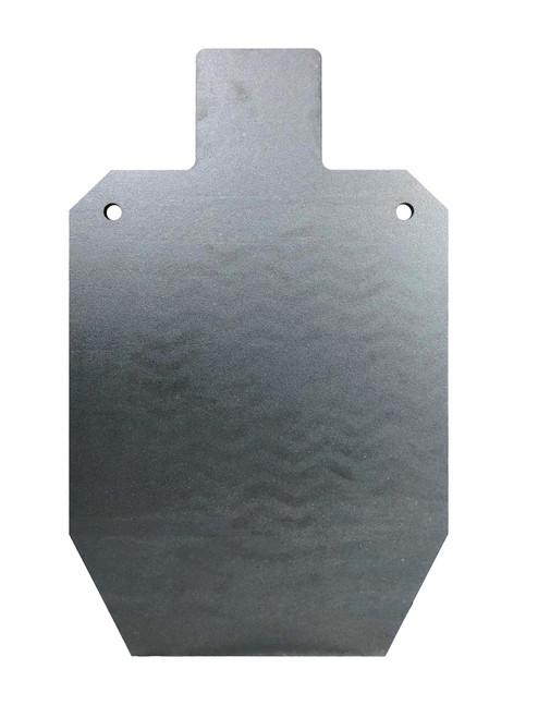 """3/8"""" AR550 Steel Target 2/3 IPSC Gong"""