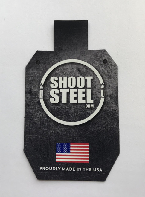 Silhouette Shootsteel.com magnet