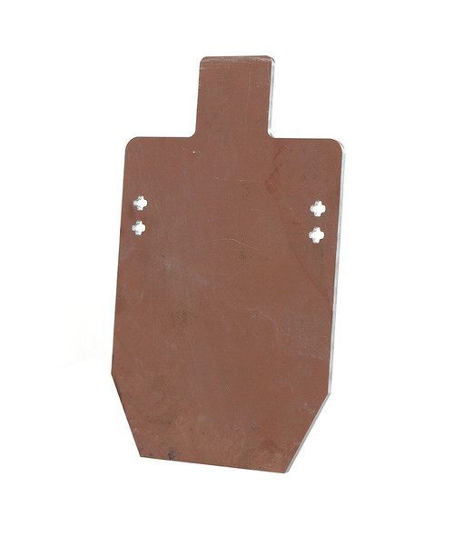 "1/2"" AR550 Short Range Rifle Target - Target Only"