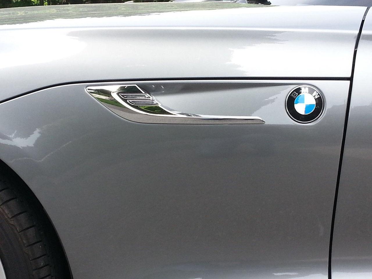 Z4 E89 Clear Retrofit LED Chrome Side Marker Lights