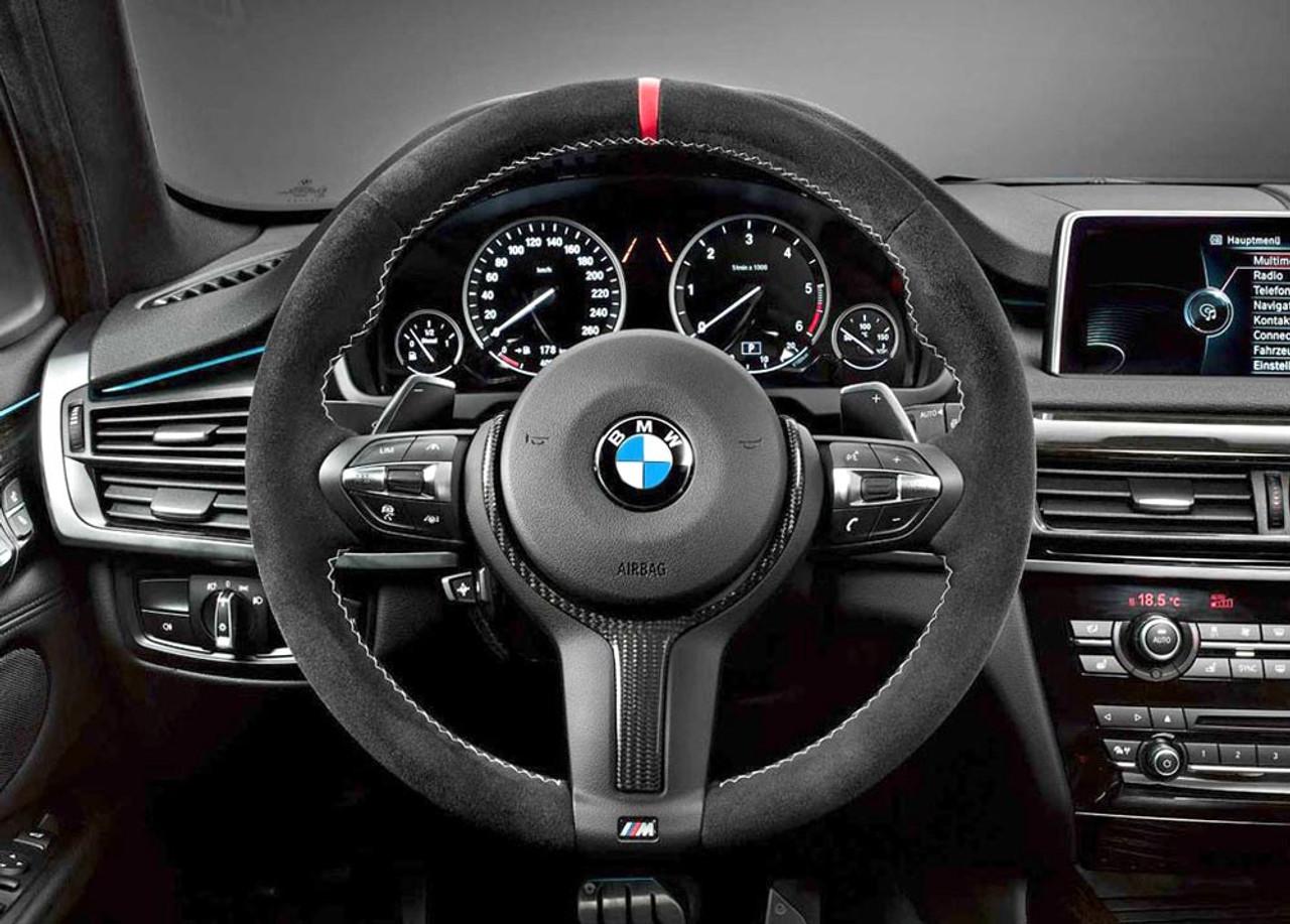 Bmw M Performance Alcantara Steering Wheel