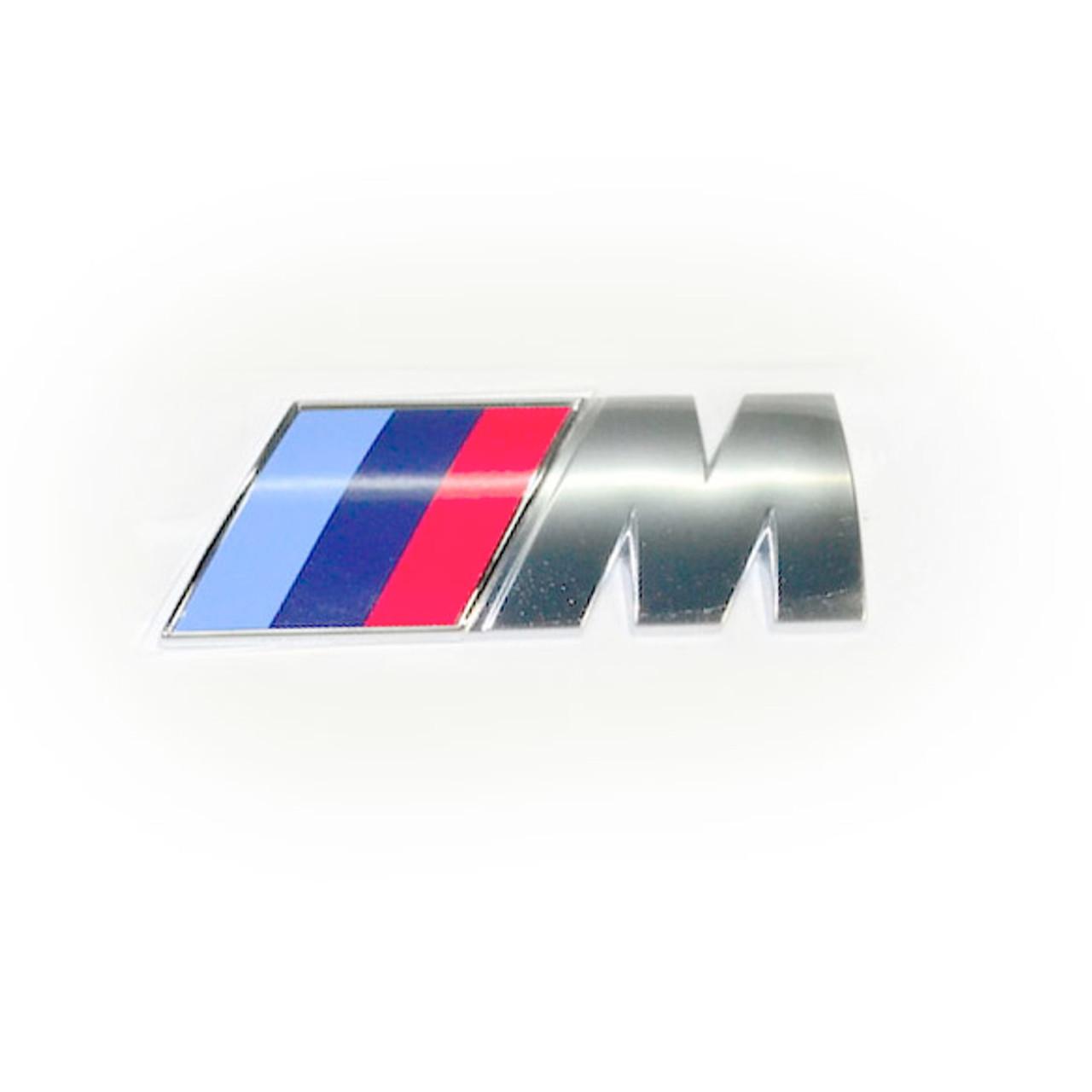 Genuine Bmw Oem M Rear Emblem Badge E82 51147898226