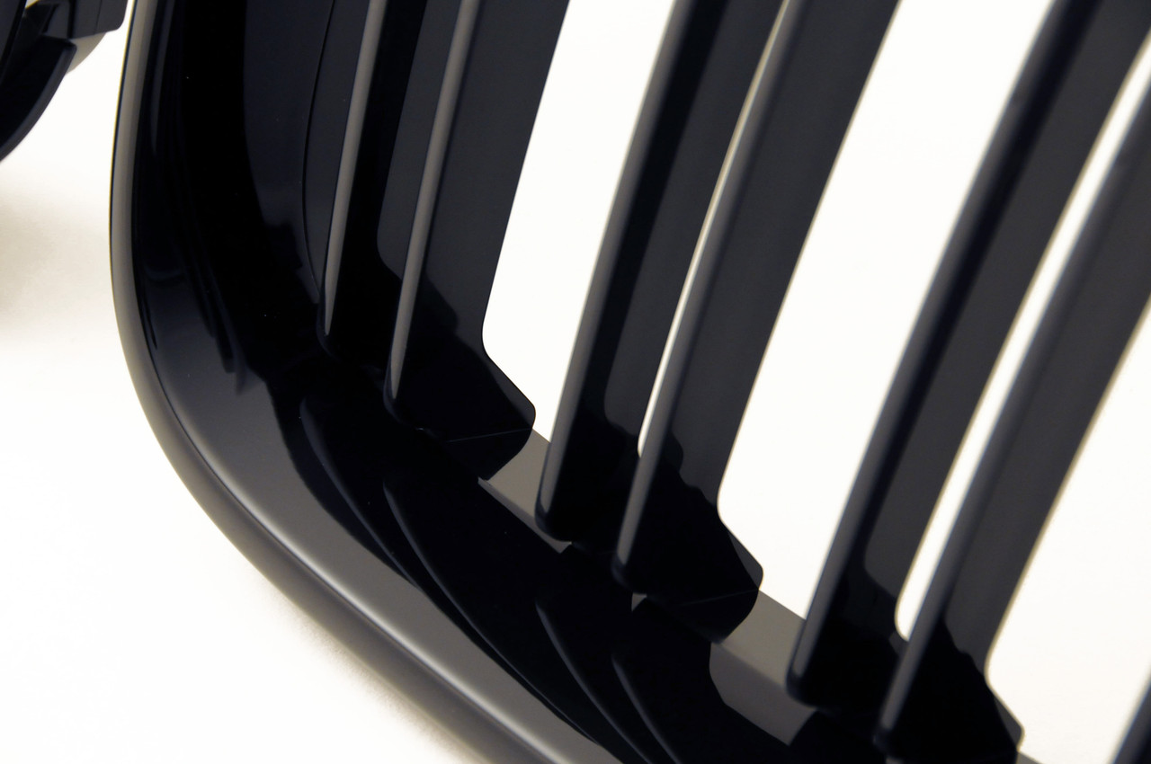 BMW M Performance Black Kidney Grille Set for F87 M2 Coupe