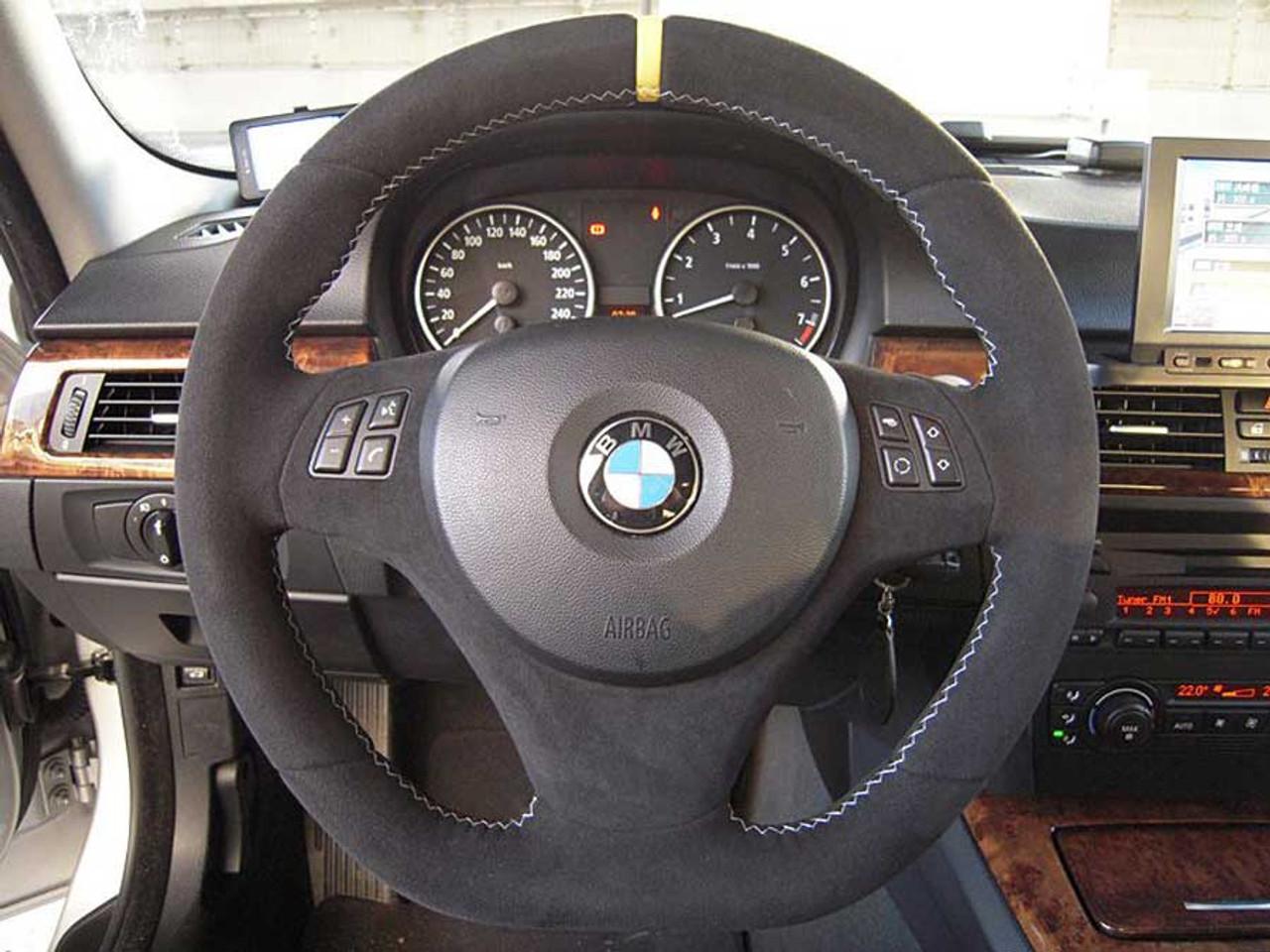 Genuine Bmw Performance Alcantara Steering Wheel E90 E91 E92 E93 E82 E88 E84 X1