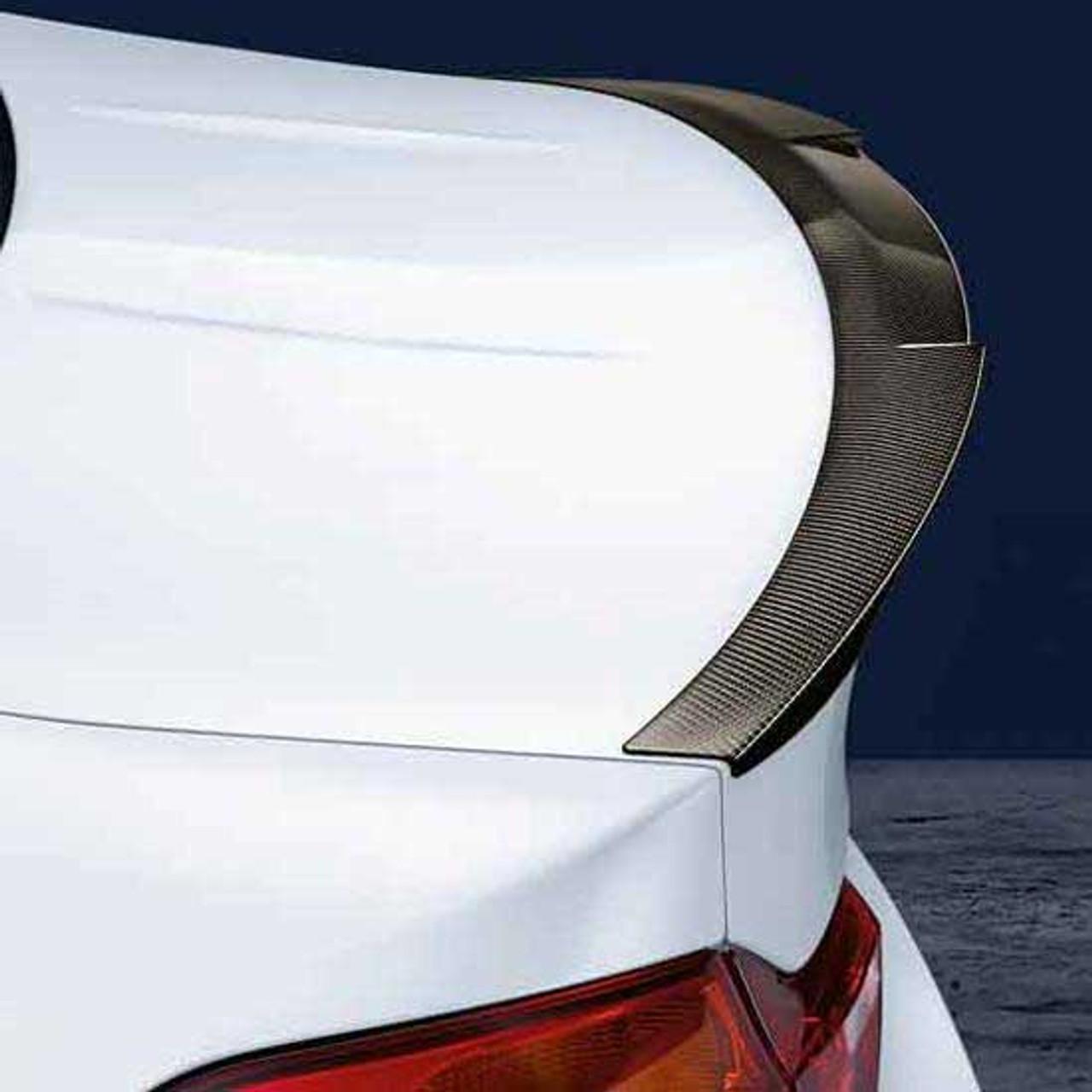 BMW Carbon Fiber Rear Deck Spoiler, F82 M4