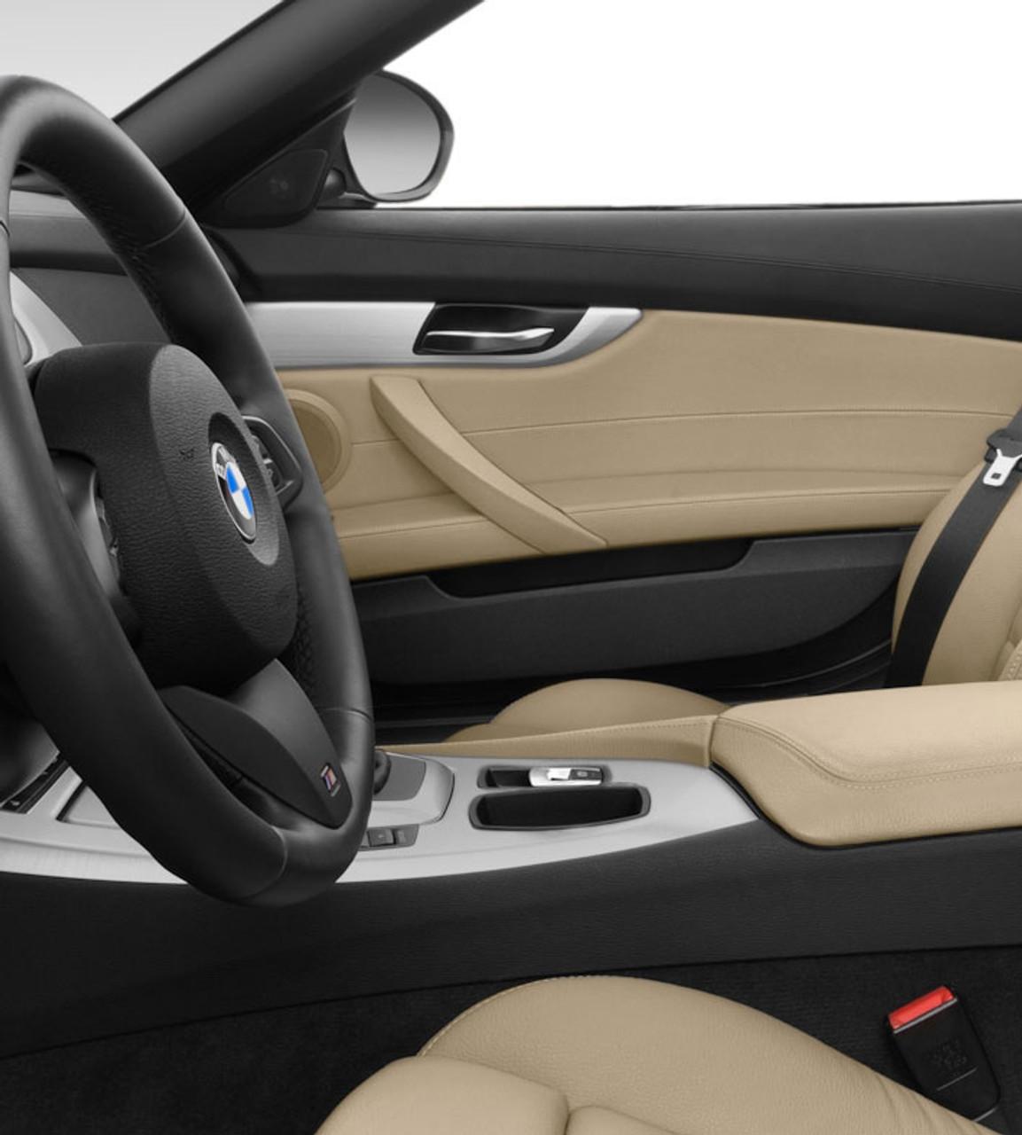 For BMW E36 Front Driver Left Inside Interior Door Handle Trim Febi Bilstein