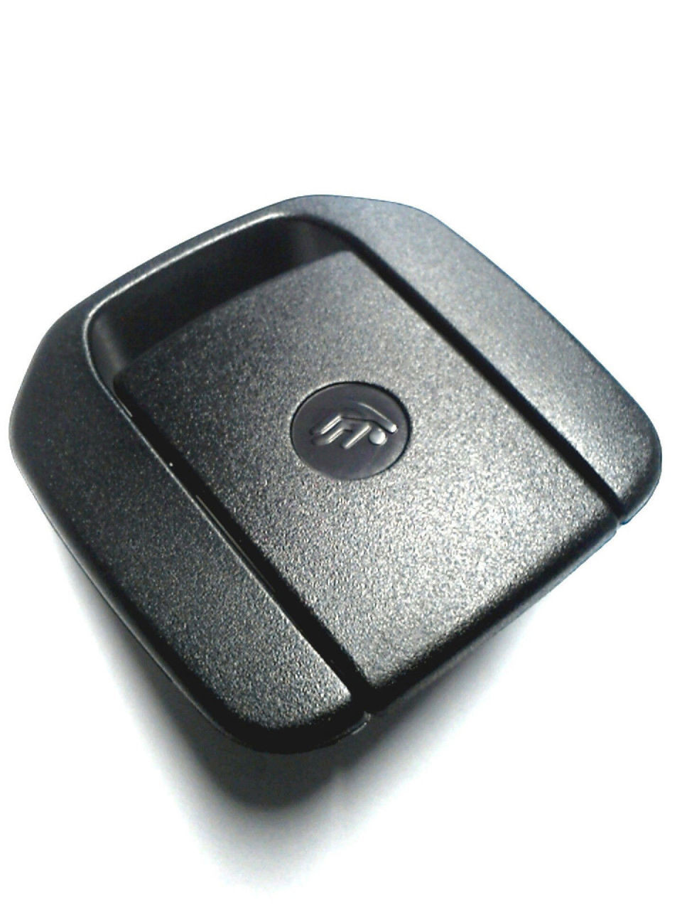 Genuine BMW Rear Seat Hook Cover Child Restraint Black OEM 52207118674
