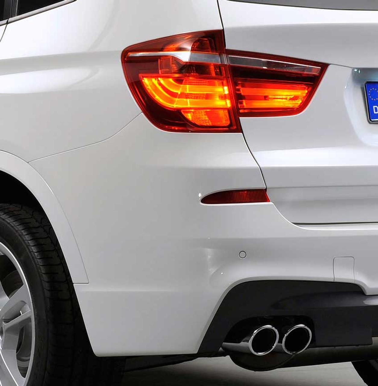 BMW F25 X3 Pre-LCI Rear Bumper Left Reflector Red, 63147217315
