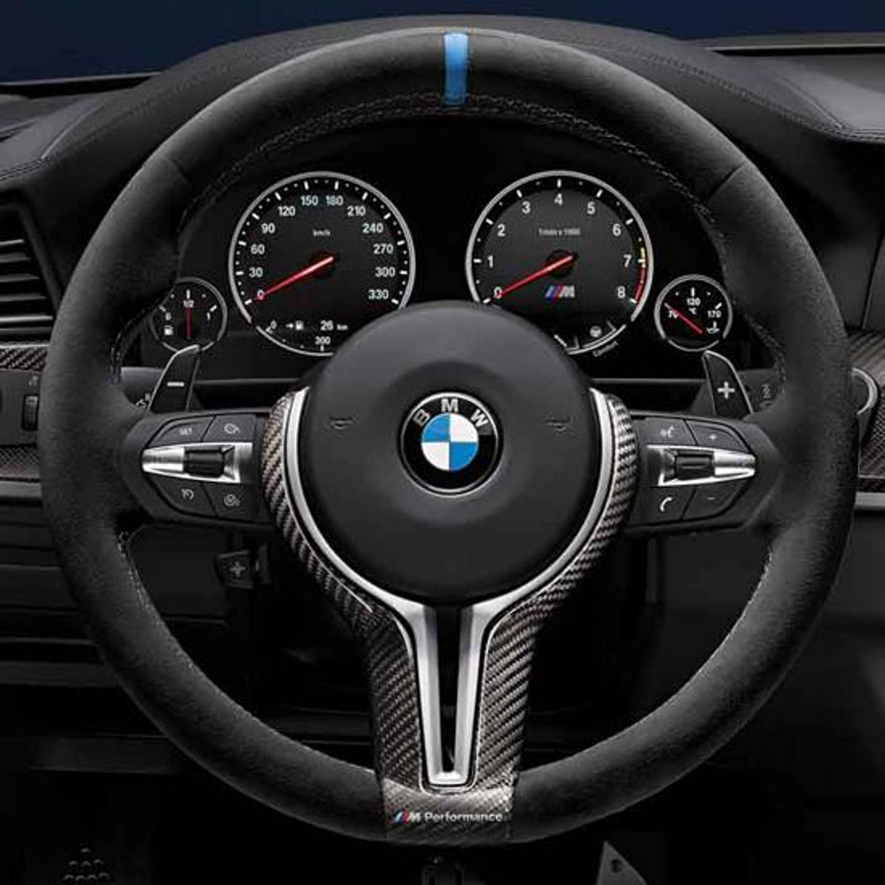 Genuine BMW M Performance Steering Wheel 32302253653