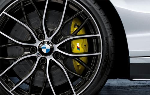 BMW M Performance Brake System, Yellow Big Brembo Kit