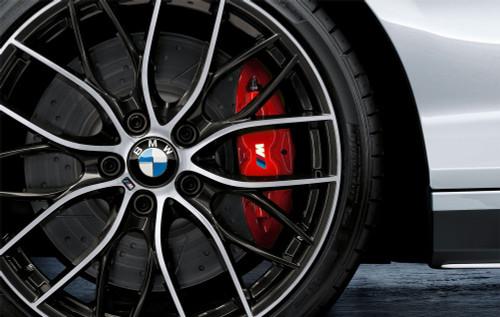 BMW M Performance Brake System, Red, Big Brembo Kit