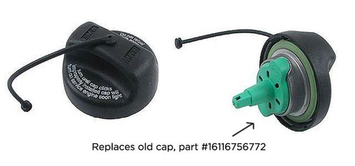 BMW Fuel Tank Gas Cap