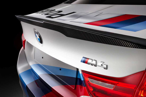 BMW Carbon Fiber Rear Deck Spoiler, F82 M4
