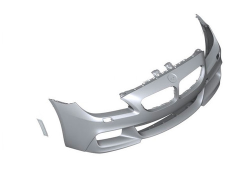 BMW Front Right Bumper Reflector for F06, F12, F13