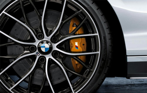 BMW M Performance Brake System, Orange, Big Brembo Kit