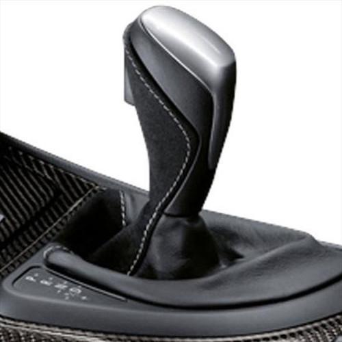 Genuine BMW Black Alcantara Auto Shifter Shift Boot for E90 E91 E92 E93 OEM