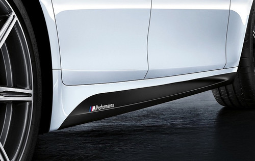 Genuine BMW M Performance Side Skirt Film - Left And Right Side