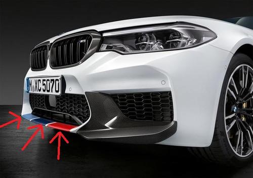 Genuine BMW M Performance Stripe Kit