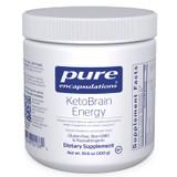 Pure Encapsulations Keto Brain Energy-  300g