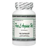 Montiff Pure L-ARGININE HCl 500 mg - 100 Capsules
