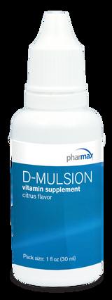 Pharmax D-Mulsion - 30 ml