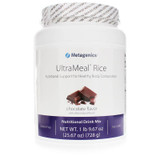Metagenics UltraMeal RICE - Natural Chocolate - 1 lb 9.18 Oz
