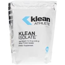 Klean Athlete Klean Isolate Whey Protein - 15.73 Oz