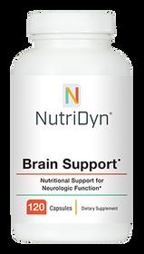 Nutri-Dyn Brain Support - 120 Capsules