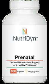 NutriDyn Prenatal - 180 Capsules