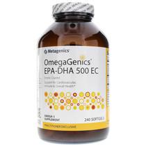Metagenics OmegaGenics EPA DHA 500 Enteric Coated - 240 Softgels
