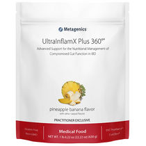 UltraInflamX Plus 360 Pineapple Banana - 14 Serving