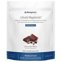 Metagenics UltraGI Replenish - Chocolate - 14 Serving Pouch