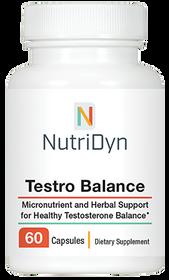 NutriDyn Testro Balance - 60 Capsules
