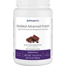 Metagenics UltraMeal Advanced Protein - Dutch Chocolate - 588 Grams