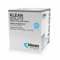 Klean Athlete Klean Isolate - chocolate - 10 Sachets